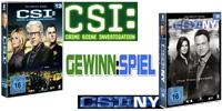 CSI - Staffel 13 / CSI:NY - Staffel 9