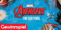 Marvel Avengers: Find Your Power