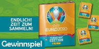 UEFA EURO 2020 Tournament Edition – Offizielle Stickerkollektion