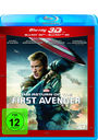 The Return of the First Avenger (Blu-ray 3D)