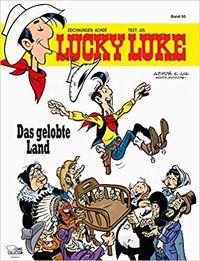 Splashcomics: Lucky Luke 95: Das gelobte Land