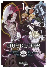 Splashcomics: Overlord 1