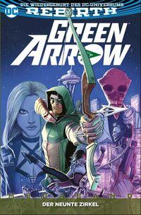 Splashcomics: Green Arrow (Rebirth) Megaband 1: Der neunte Zirkel