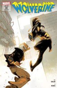 Splashcomics: Wolverine 3: Wolverine vs. Logan