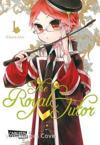 Splashcomics: The Royal Tutor 1