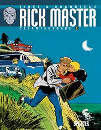 Splashcomics: Rick Master Gesamtausgabe 1