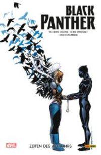 Splashcomics: Black Panther 3: Zeiten des Aufruhrs