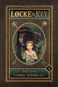 Splashcomics: Locke & Key - Master Edition Band 1