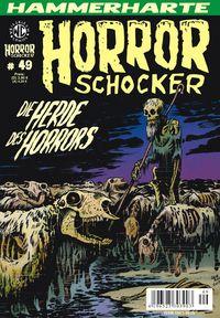 Splashcomics: Horrorschocker 49