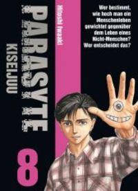 Splashcomics: Parasyte - Kiseijuu 8