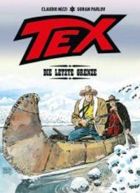 Splashcomics: Tex: Die letzte Grenze