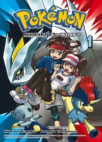Splashcomics: Pokémon SCHWARZ 2 und WEISS 2.1