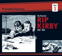 Splashcomics: Rip Kirby 1948-1950