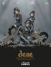 Splashcomics: Deae Ex Machina 5: Der Fluch des Amuletts