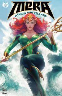 Splashcomics: Mera - Königin von Atlantis