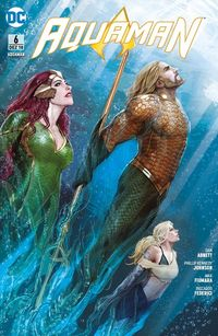 Splashcomics: Aquaman 6: Die Krone muss fallen