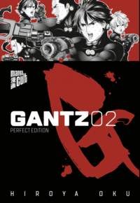 Splashcomics: Gantz – Perfect Edition 2