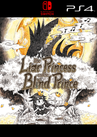 Splashgames: The Liar Princess and the Blind Prince