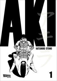 Splashcomics: Akira – Farbige Neuausgabe 1