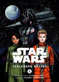 Splashcomics: Star Wars: Verlorene Welten 1