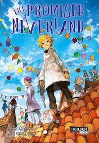 Splashcomics: The Promised Neverland 9