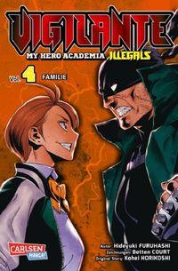 Splashcomics: Vigilante – My Hero Academia Illegals 4