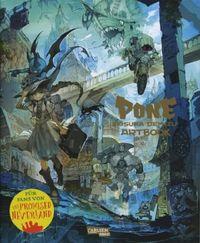 Splashcomics: Pone – Posuka Demizu Artbook