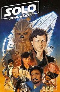 Splashcomics: Star Wars Sonderband - Solo: A Star Wars Story