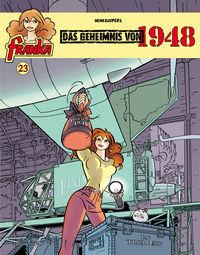Splashcomics: Franka 23: Das Geheimnis von 1948