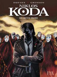 Splashcomics: Niklos Koda 15: Die letzte Maske
