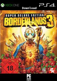 Splashgames: Borderlands 3