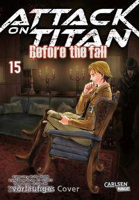 Splashcomics: Attack on Titan – Before the Fall 15