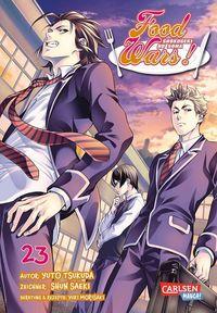Splashcomics: Food Wars! - Shokugeki no Soma 23