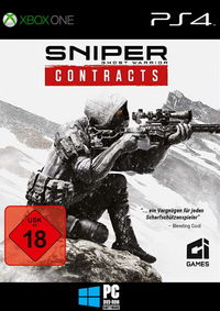 Splashgames: Sniper Ghost Warrior Contracts