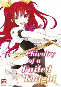 Splashcomics: Chivalry of a failed Knight 7