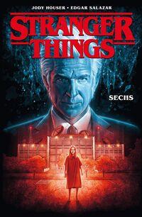 Splashcomics: Stranger Things 2: Sechs