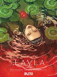 Splashcomics: Layla: Die Legende der blutroten Sümpfe