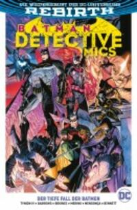Splashcomics: Batman Detective Comics 6: Der tiefe Fall der Batmen