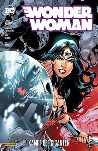 Splashcomics: Wonder Woman 10: Kampf der Giganten