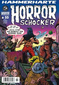 Splashcomics: Horrorschocker 55