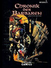 Splashcomics: Chronik der Barbaren – Integral 1