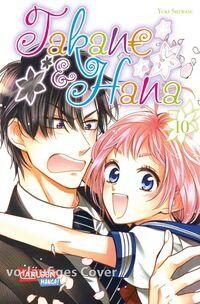 Splashcomics: Takane & Hana 10