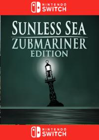 Splashgames: Sunless Sea: Zubmariner Edition
