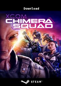 Splashgames: Xcom: Chimera Squad
