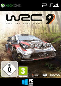 Splashgames: WRC 9 - The Official Game