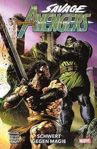 Splashcomics: Savage Avengers 2: Schwert gegen Magie