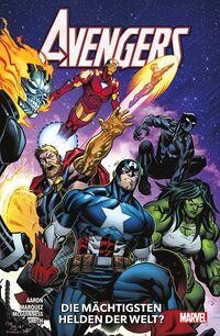 Splashcomics: Avengers 2: Die mächtigsten Helden der Welt?