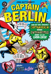 Splashcomics: Captain Berlin 11