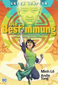 Splashcomics: Green Lantern: Die Bestimmung