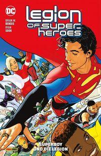 Splashcomics: Legion of Superheroes 1: Superboy und die Legion